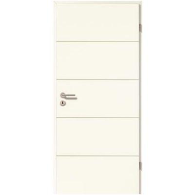 Classic fehér lakköntött ajtó Motiv 17